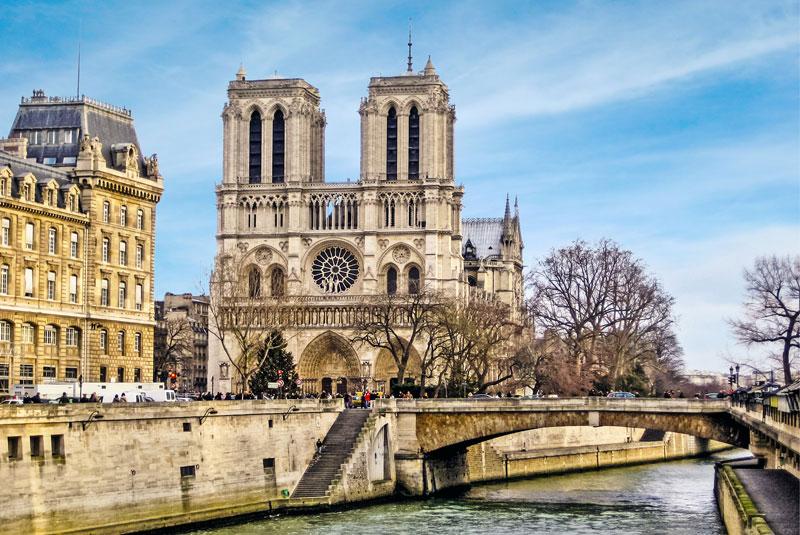 در کجای پاریس هتل بگیریم؟