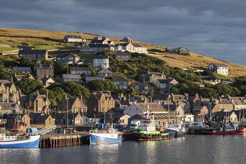 جزایر اورکنی - اسکاتلند