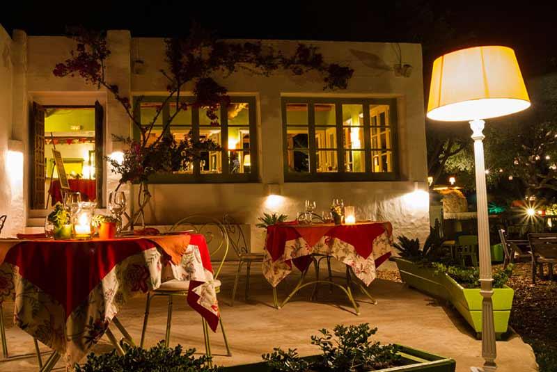 رستوران کن دومینگو - ایبیزا