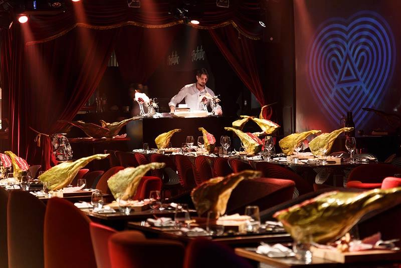 رستوران هارت ایبیزا