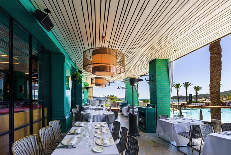 رستوران تاتل - ایبیزا