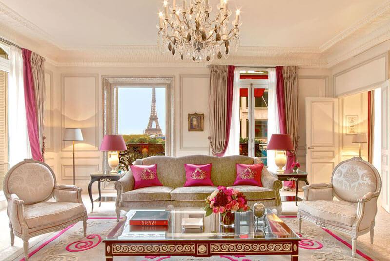هتل پلازا آتنیز پاریس