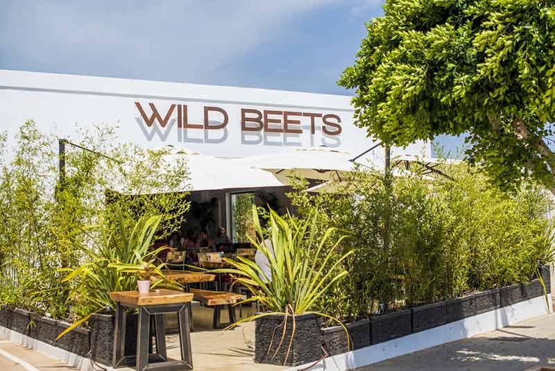 رستوران وایلد بیتس - ایبیزا