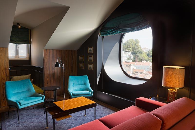 هتل های لیسبون