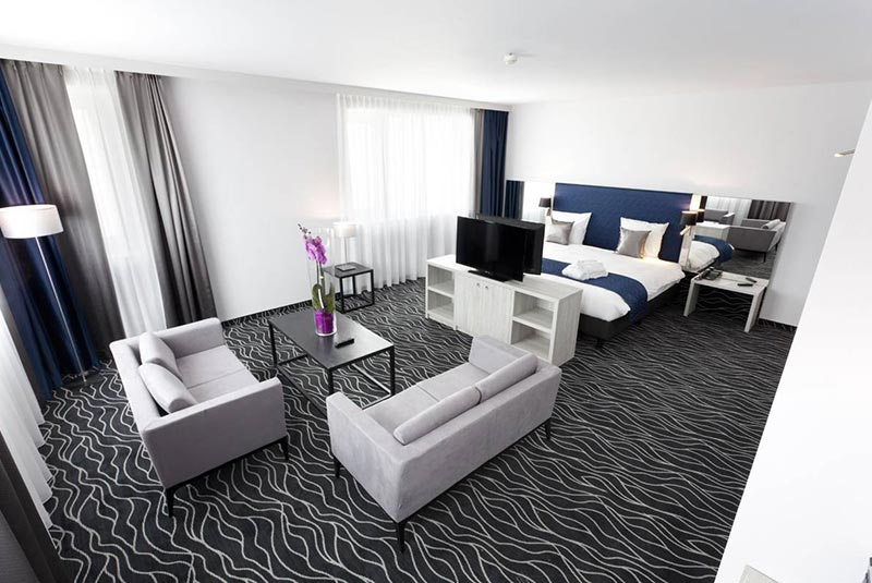هتل های مونس