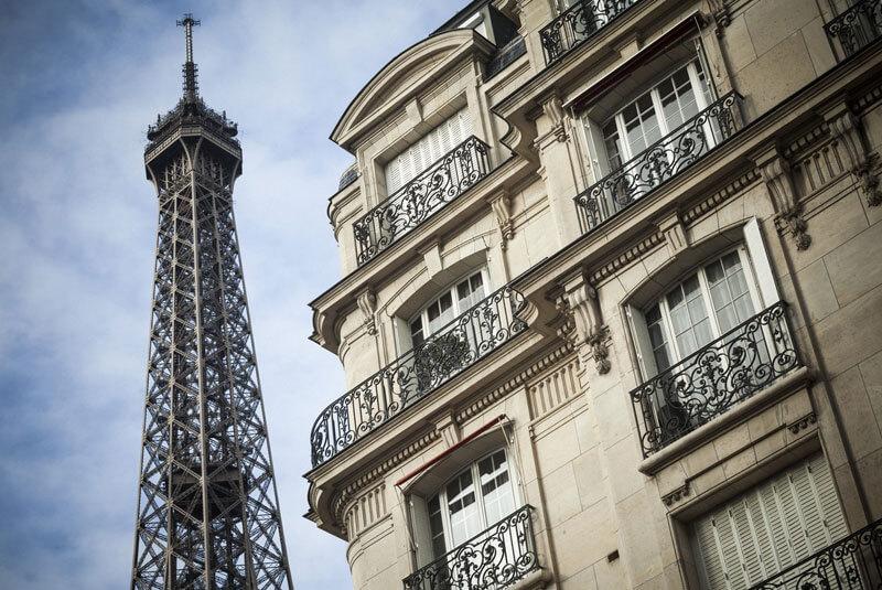 محله برج ایفل – منطقه هفتم  پاریس