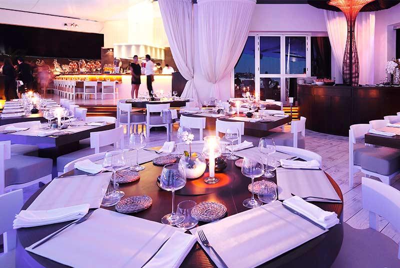 رستوران لیو - ایبیزا
