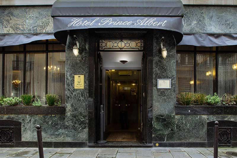 هتل های منطقه ۱ پاریس