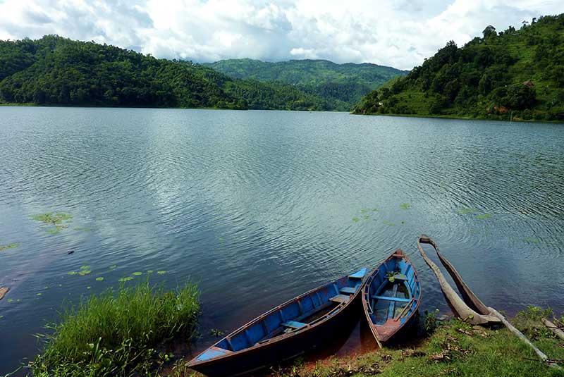 دریاچه روپا - کاتماندو