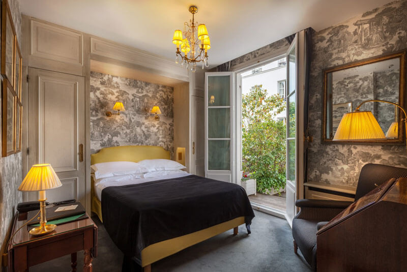 هتل دوک د سنت سیمون