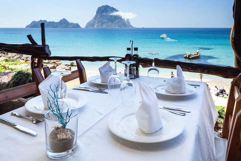 رستوران ال کارمن - ایبیزا