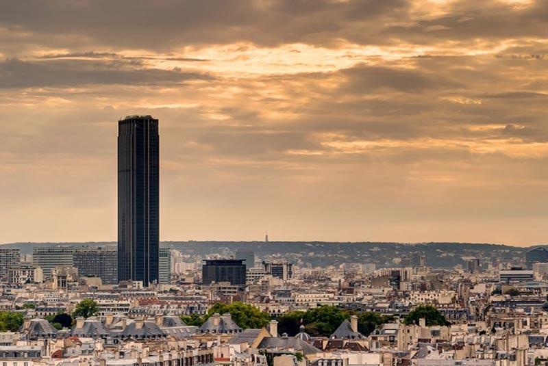 گردش سه روزه در پاریس