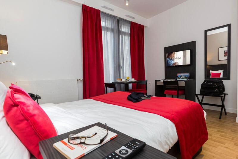 هتل اودالیز سیتی پاریس مونتمار