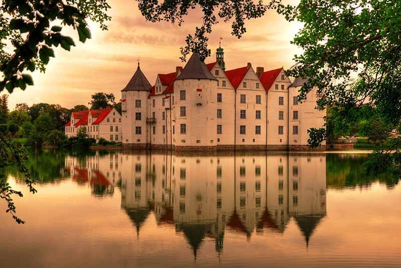 قلعه گلوکسبورگ آلمان