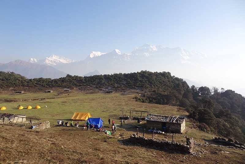 شکارگاه دورپاتان - کاتماندو