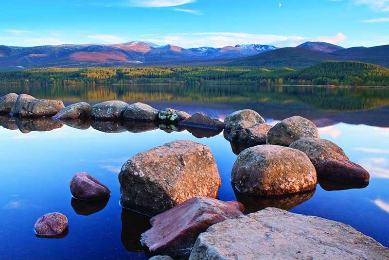 کارن گورم - اسکاتلند