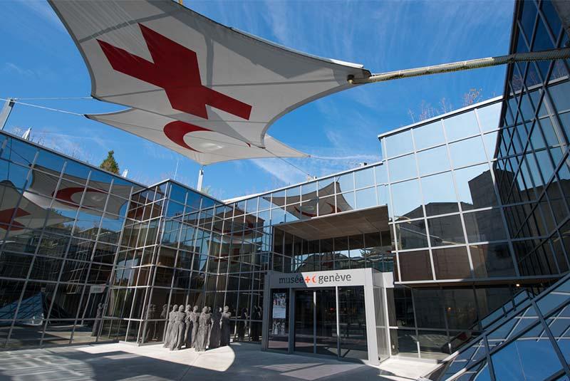 موزه صلیب سرخ و هلال احمر ژنو