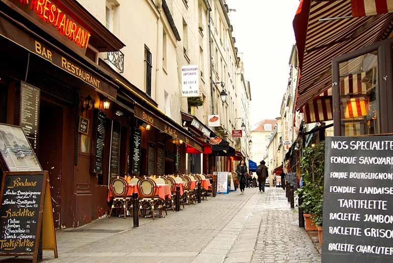 تفریحات رایگان در پاریس