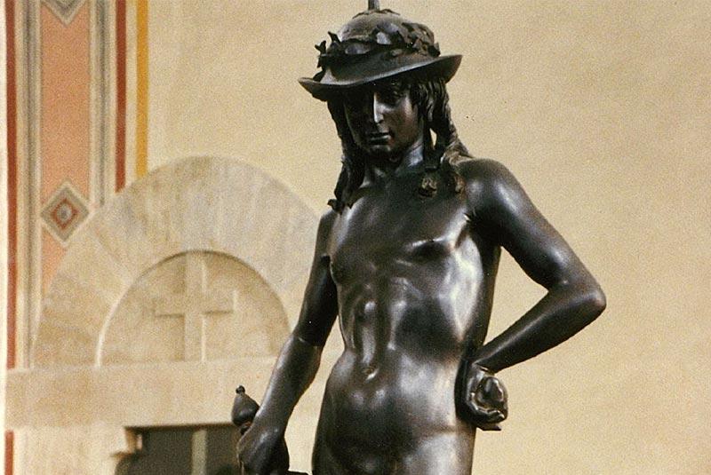 مجسمه داوود - دوناتلو