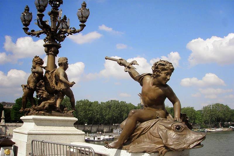 پل الکساندر سوم پاریس