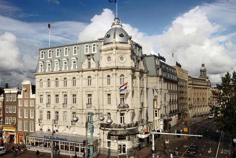 پار پلازا ویکتوریا هتل - آمستردام