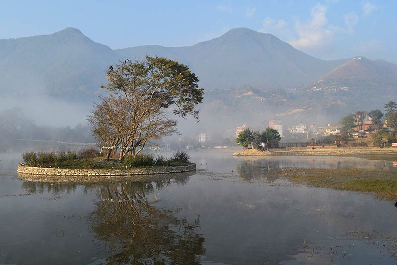 دریاچه تاوداها - کاتماندو