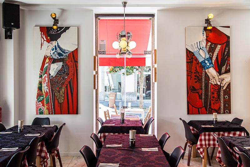 رستوران های براگا