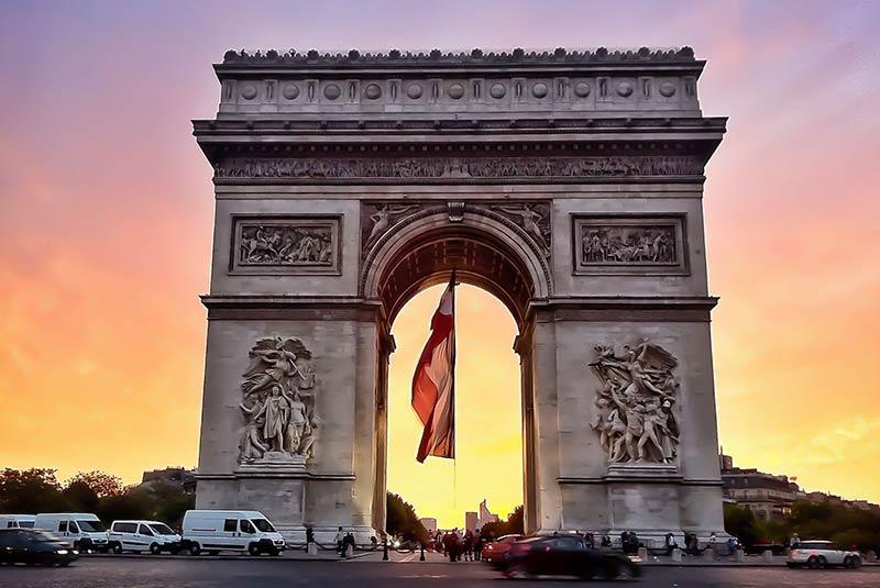 پاریس در ۳ روزه