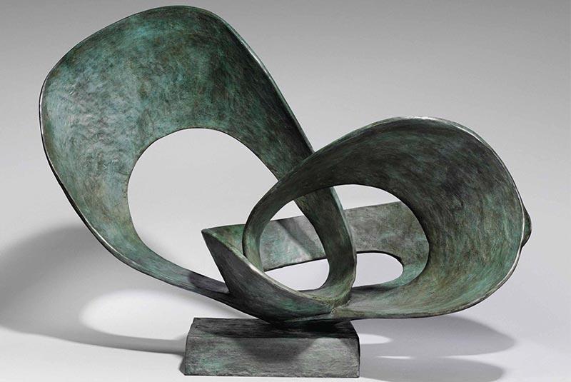 هنر آوانگارد - باربارا هپ ورث