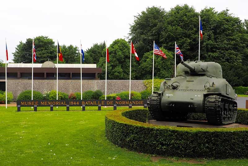 موزه یادبود نبرد نرماندی