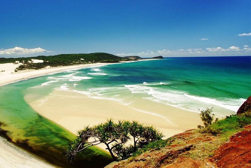 جزیره فریزر - استرالیا