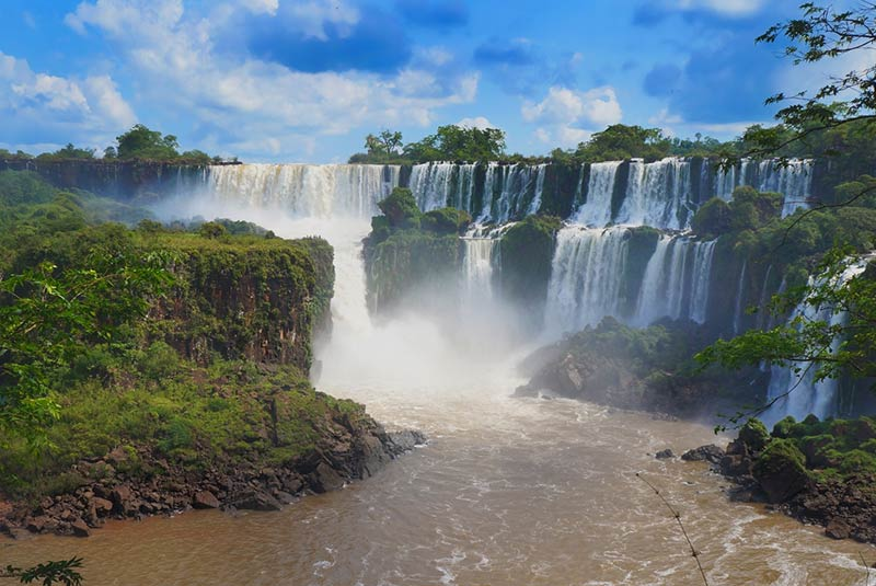آبشار ایگواسو - برزیل