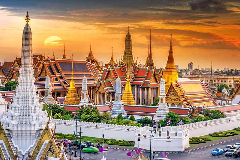 پایتخت تایلند