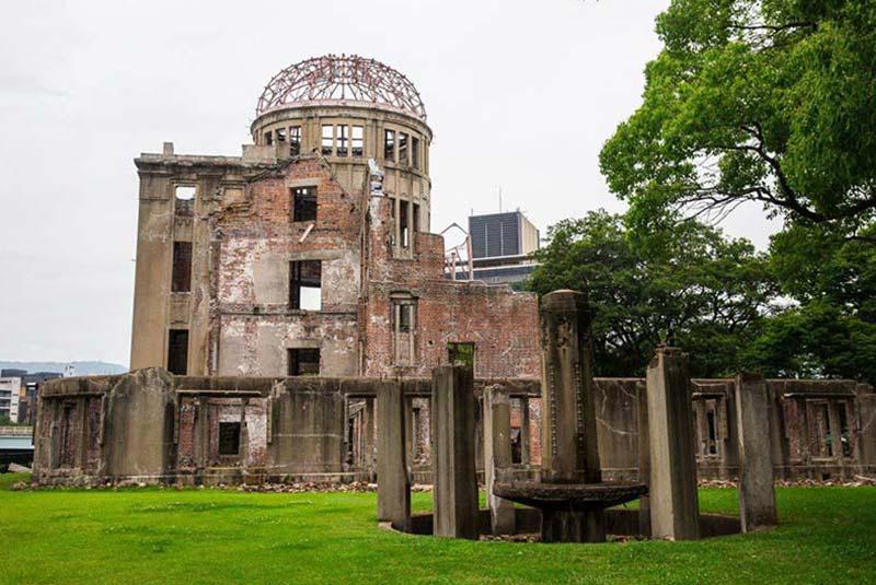 گنبد بمب اتمی هیروشیما - ژاپن