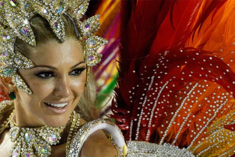 کارناوال ریو - برزیل
