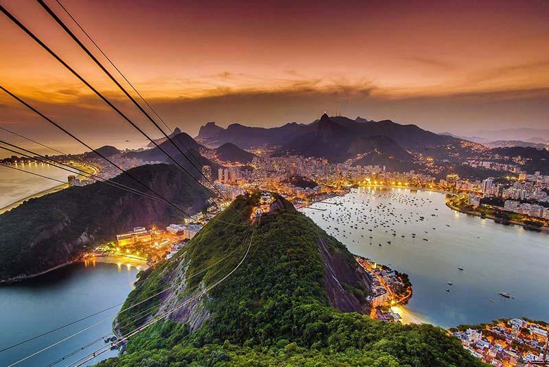 شوگر لوف - برزیل