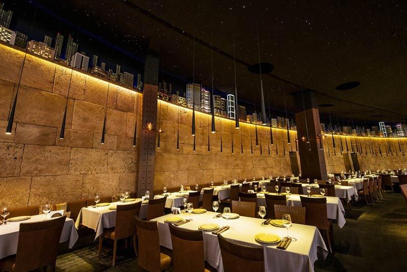 رستوران بابل بی - بیروت