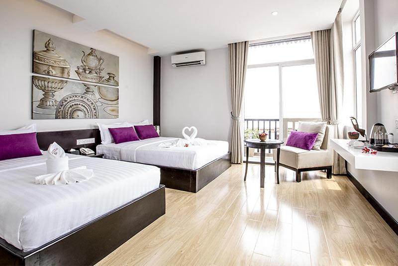 هتل کویین گراند - پنوم پن
