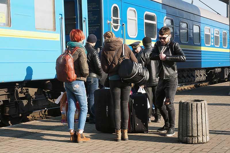 قطارهای اروپا
