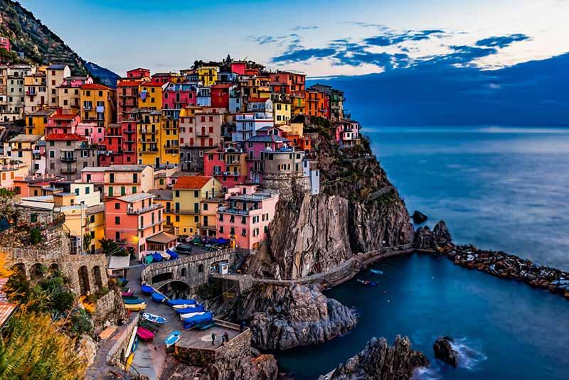 تفریحات مردم ایتالیا