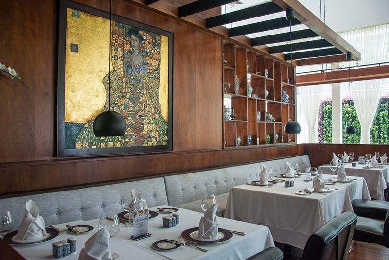 رستوران توپاز - پنوم پن