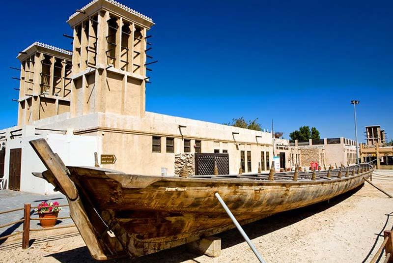 دهکده باستانی و غواصی - دبی
