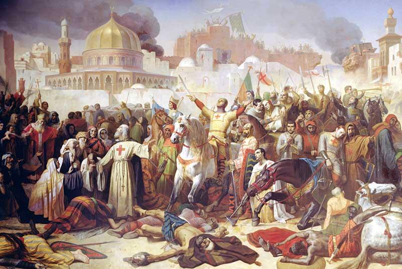 جنگ صلیبی اول