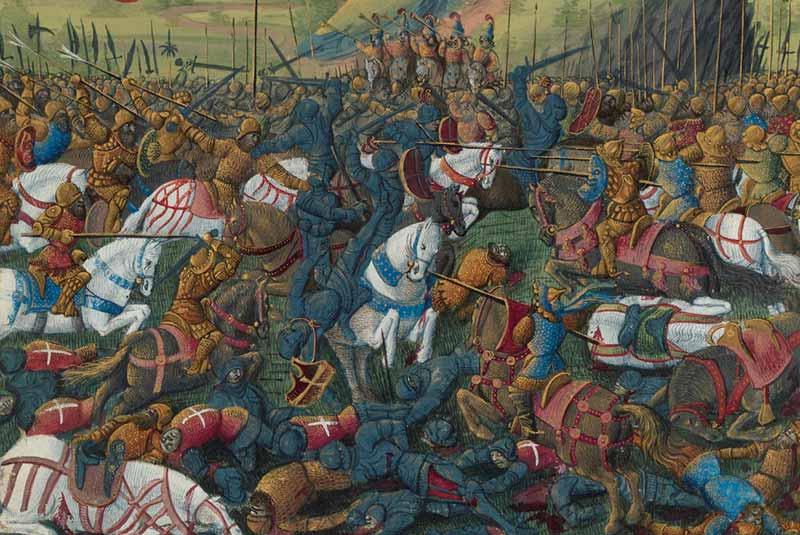 جنگ صلیبی دوم