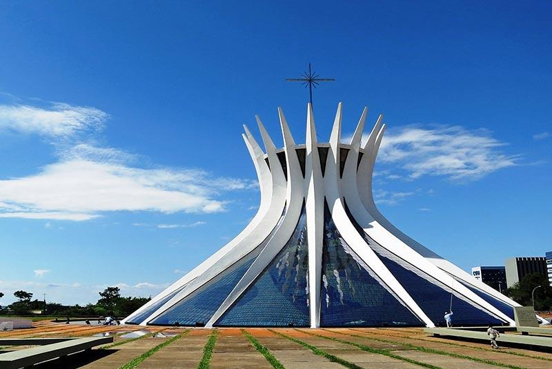 معماری مدرنیست - برازیلیا