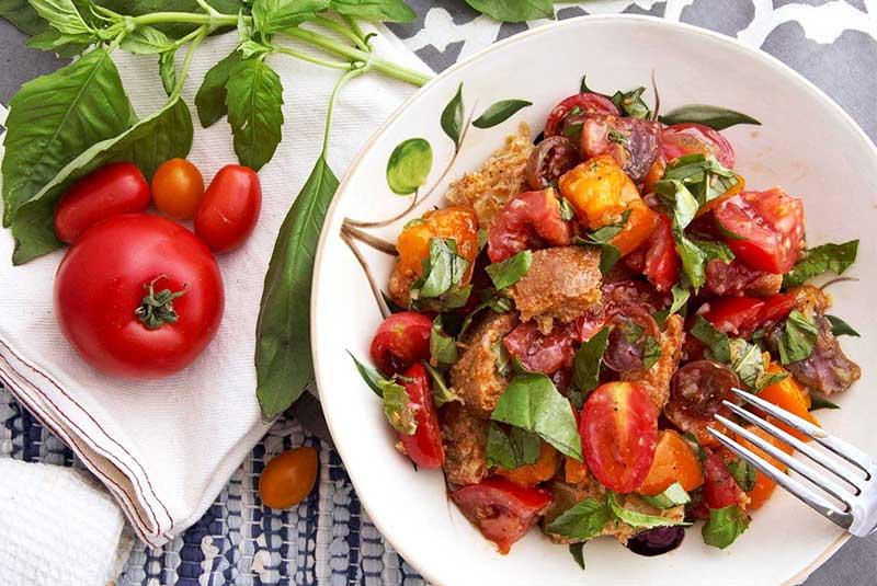 پانزنلا - غذای ایتالیایی