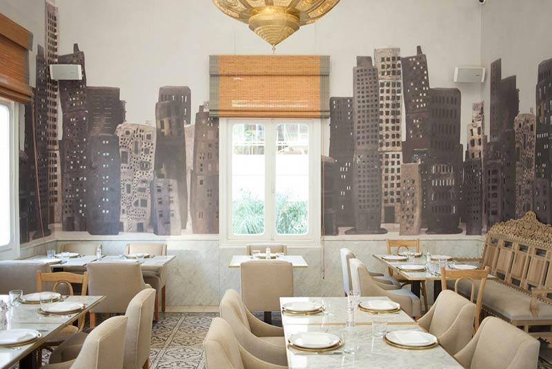 رستوران لیزا - بیروت