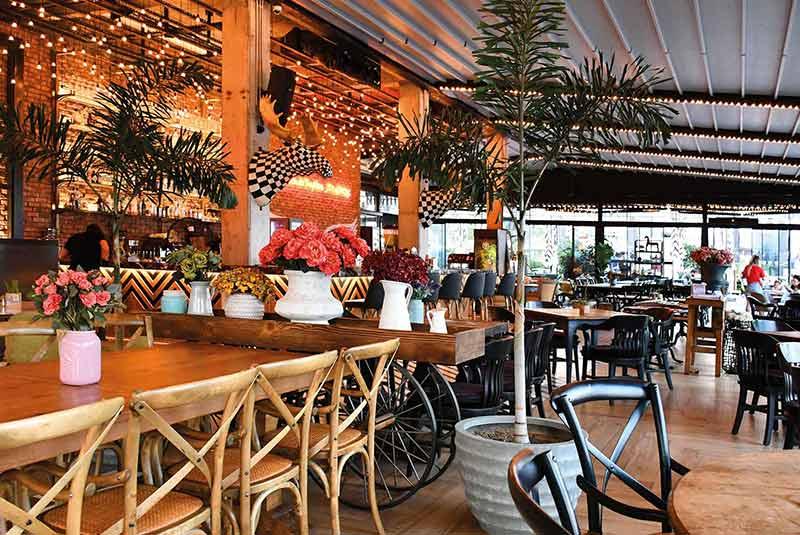 کافه های آنتالیا