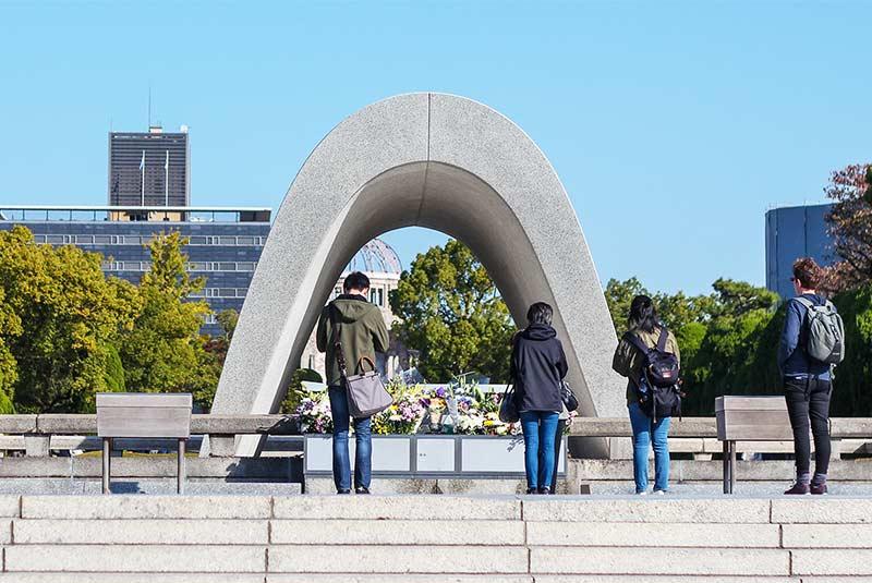 یادمان صلح هیروشیما - ژاپن
