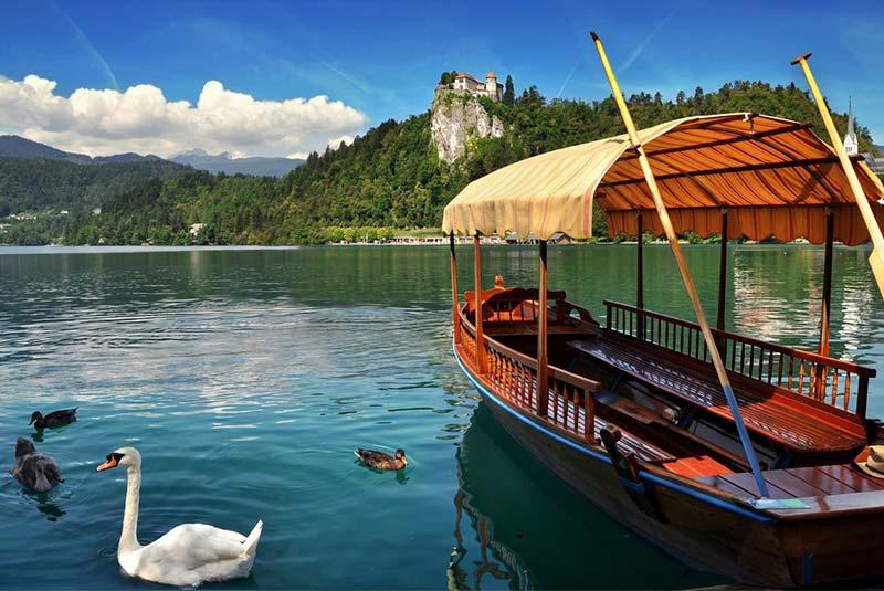 دریاچه بلد - اسلوونی